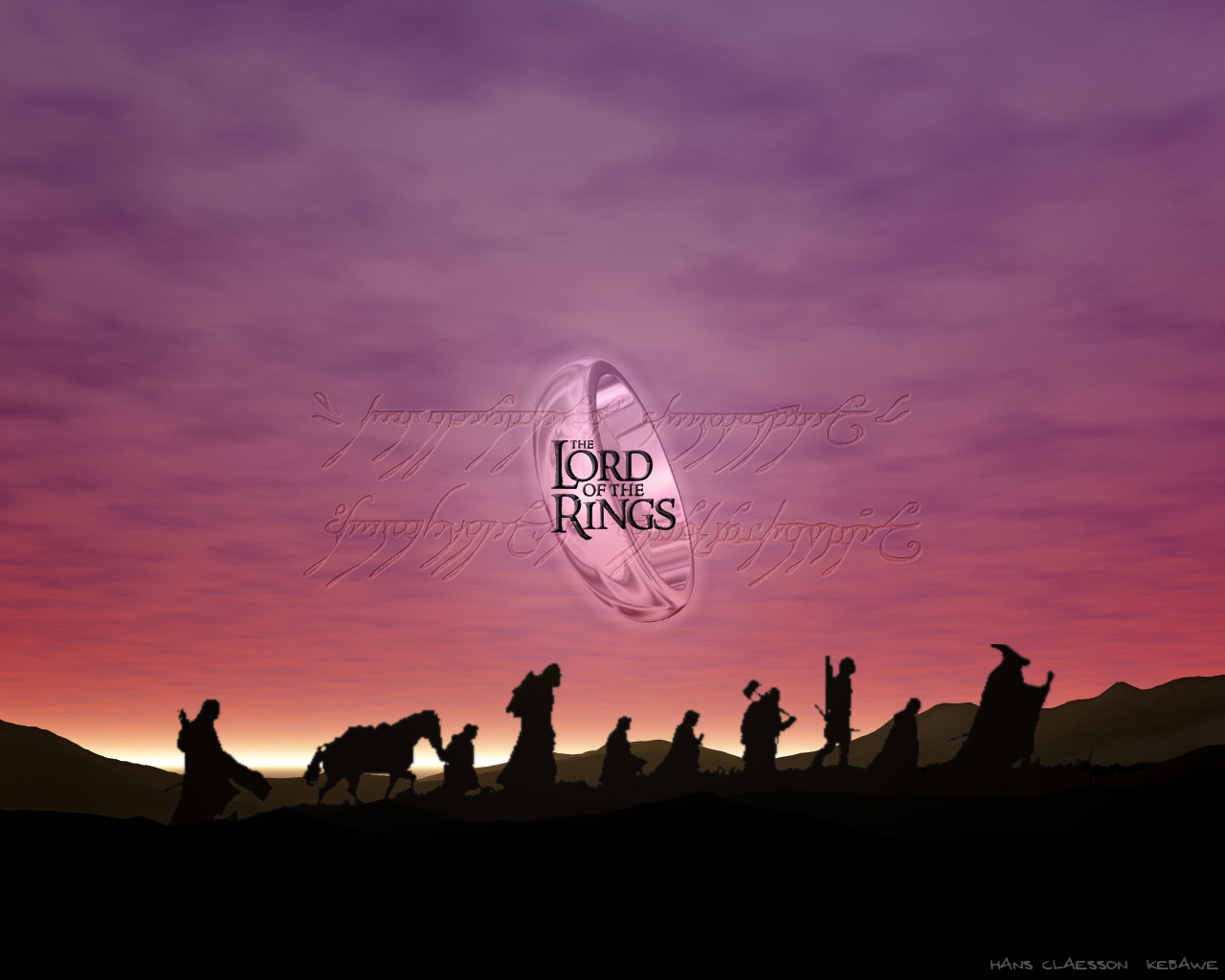 The Lord Of The Rings - Wallpapers