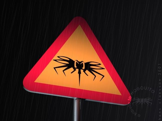 Warning Mosquito?