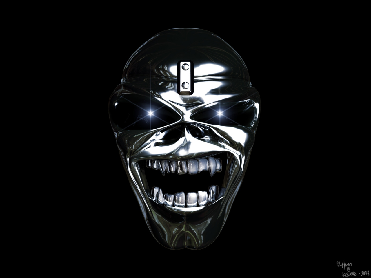Hans Claessons Wallpapers Graphics Iron Maiden