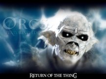 The Lord Of The Rings - Return Of The Thing