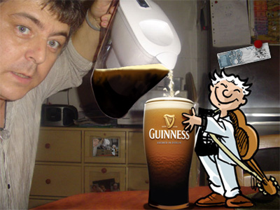 Marko, Mike Oldfield, Guiness