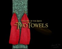 The Lord Of The Rings - The Two Towels